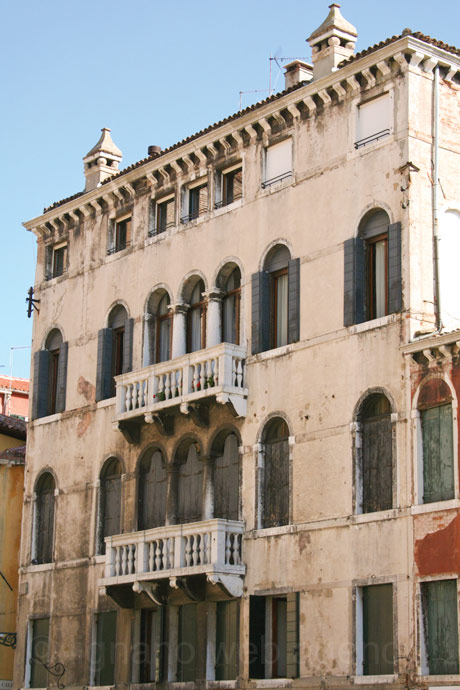 Apartments in venice