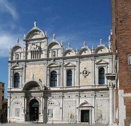 Bazilica in venetia