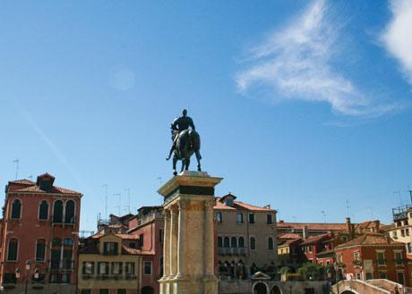 Statuie in venetia