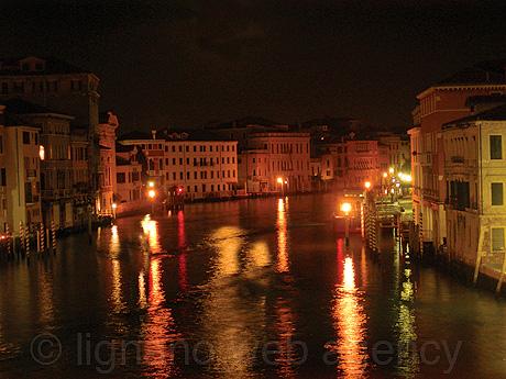 Venetia noaptea
